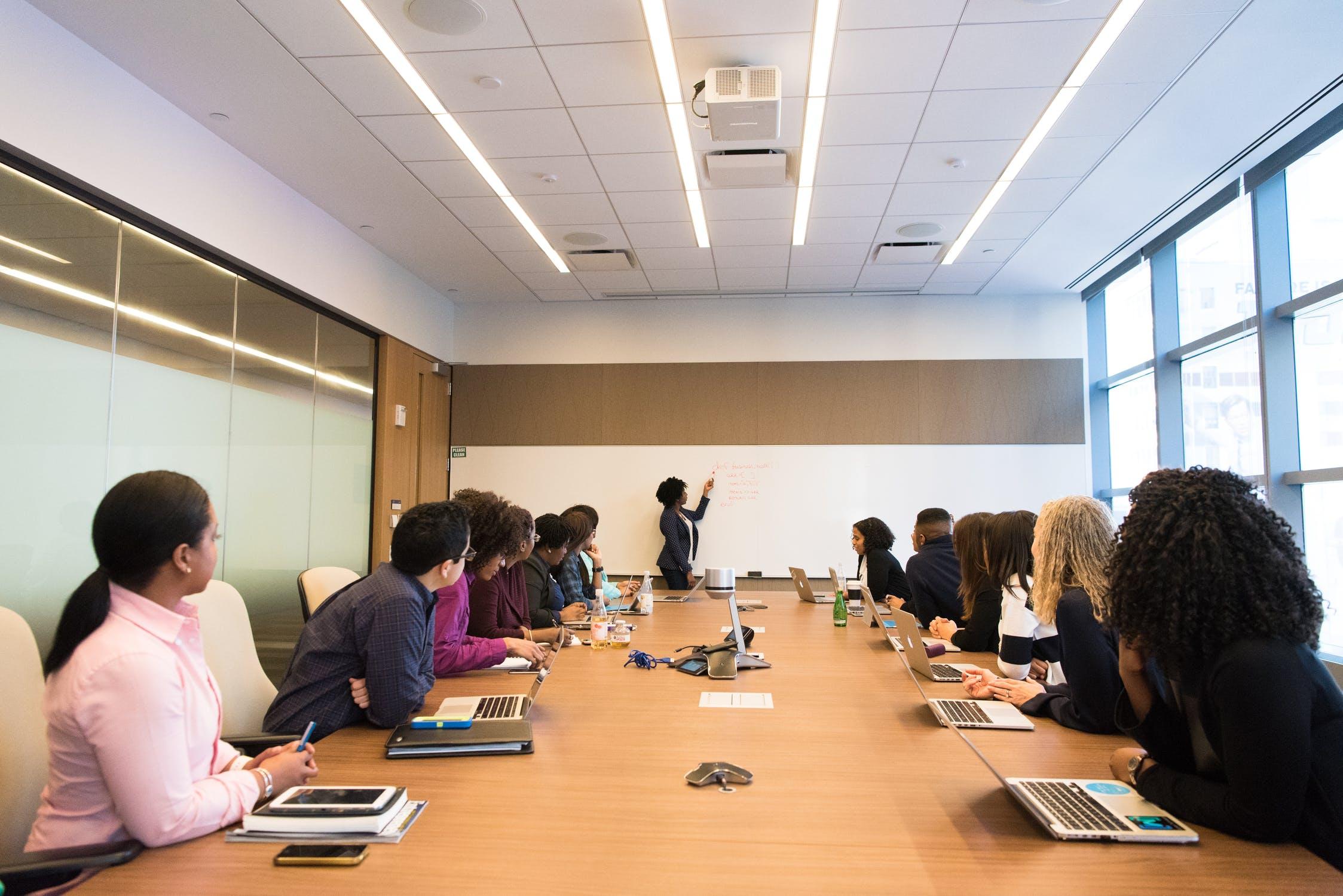 Een succesvolle vergadering organiseren