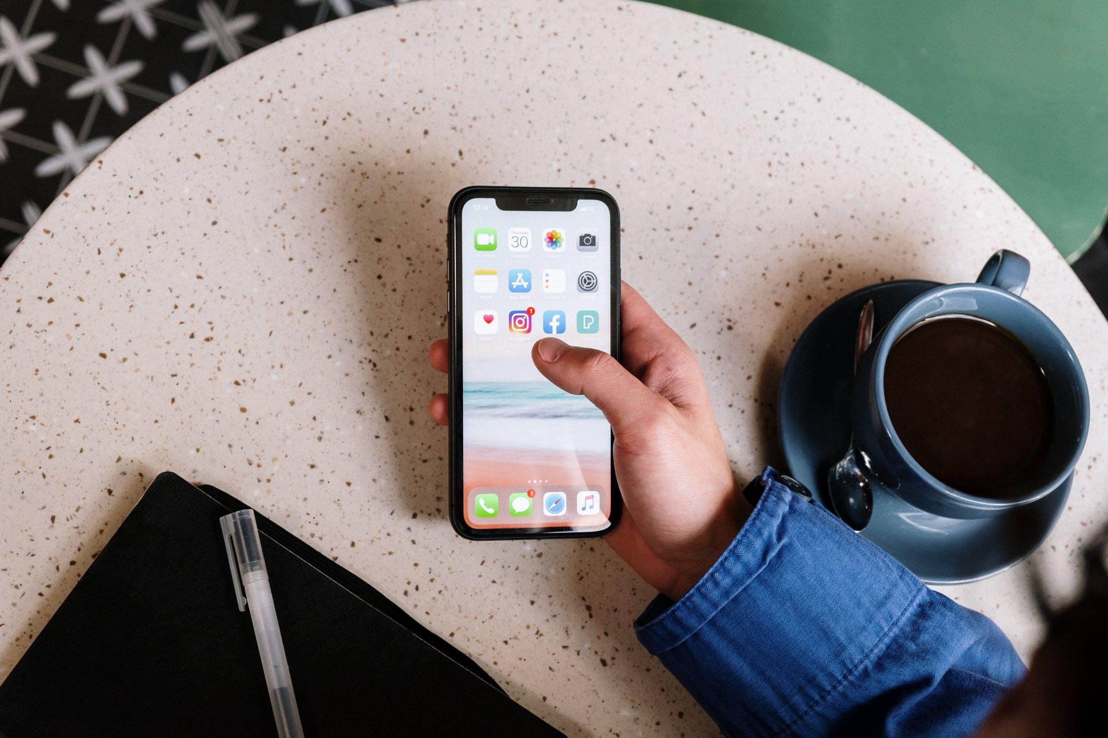 Van telefoon naar smartphone