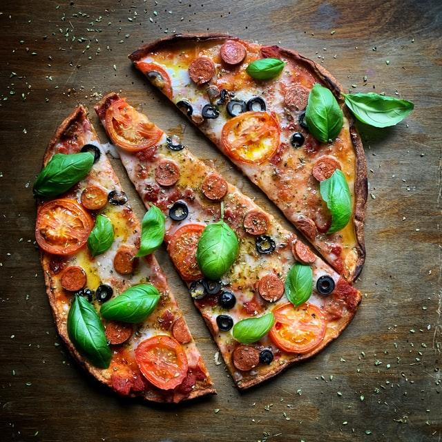 De geschiedenis van pizza